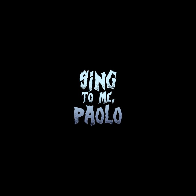 Sing To Me, Paolo Mug Accessories Mug by So Yesterday