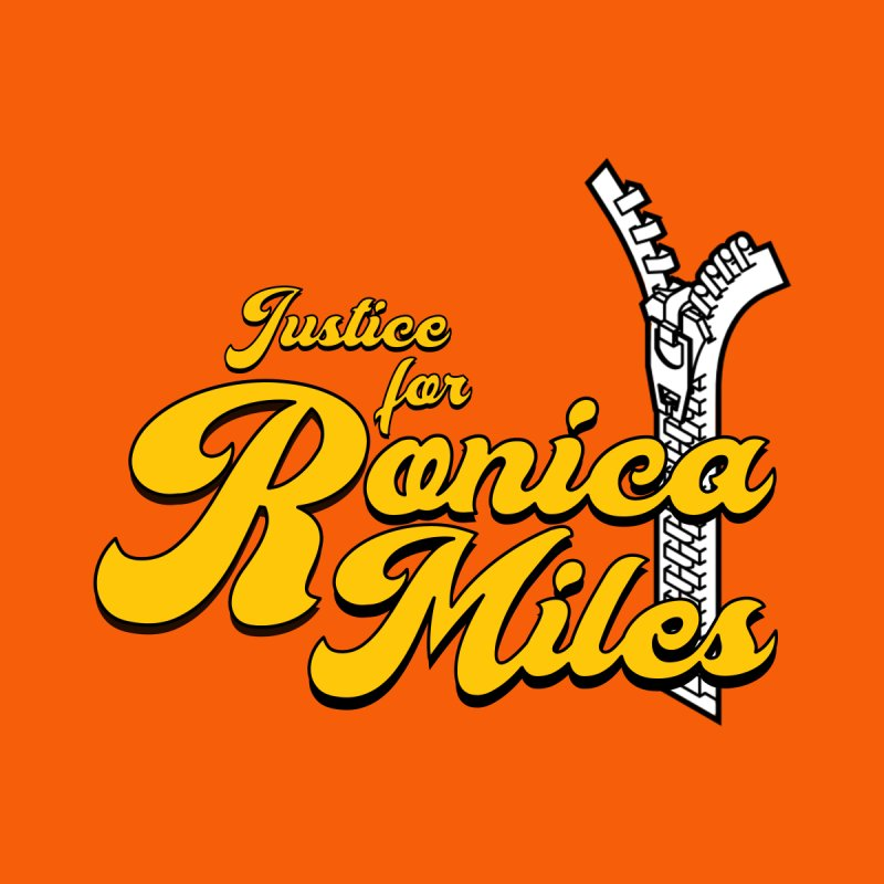 Justice for Ronica Tee Women's T-Shirt by So Yesterday