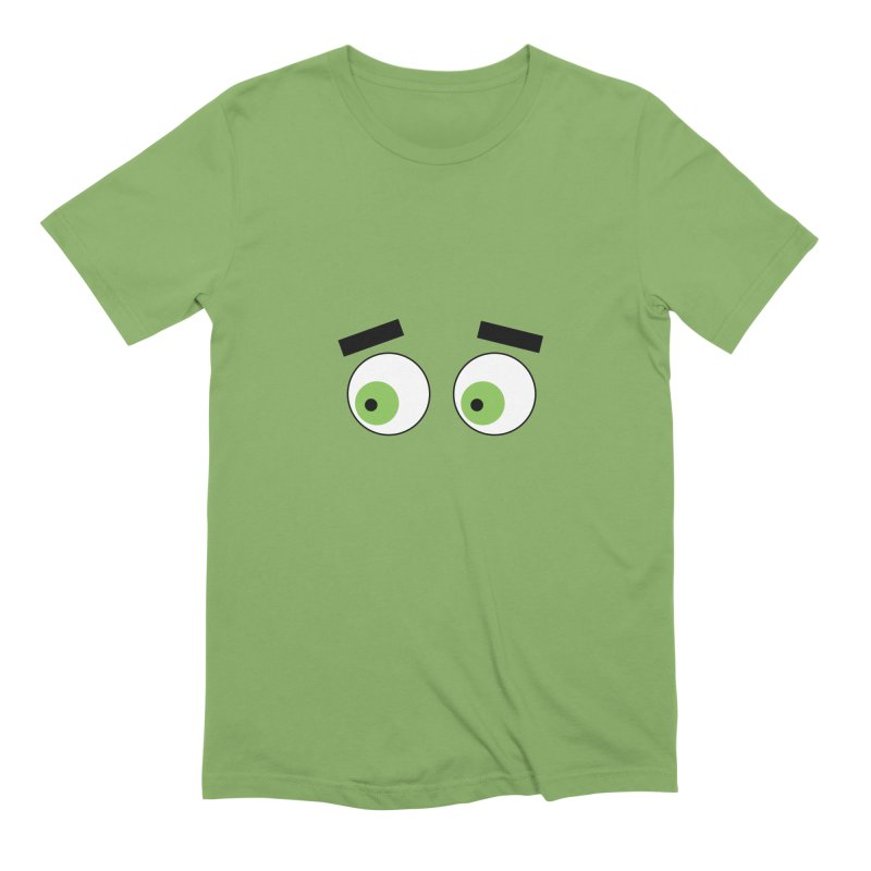 Cosmo Tee in Men's Extra Soft T-Shirt Avocado by So Yesterday
