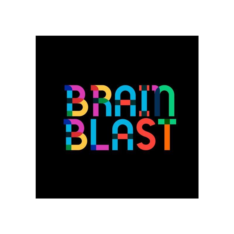 Brain Blast Tote by So Yesterday
