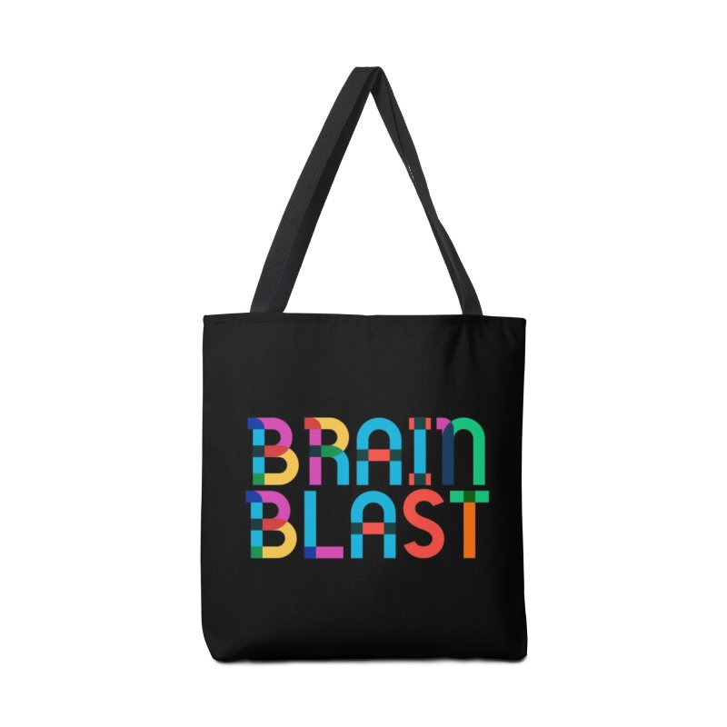 Brain Blast Tote Accessories Tote Bag Bag by So Yesterday