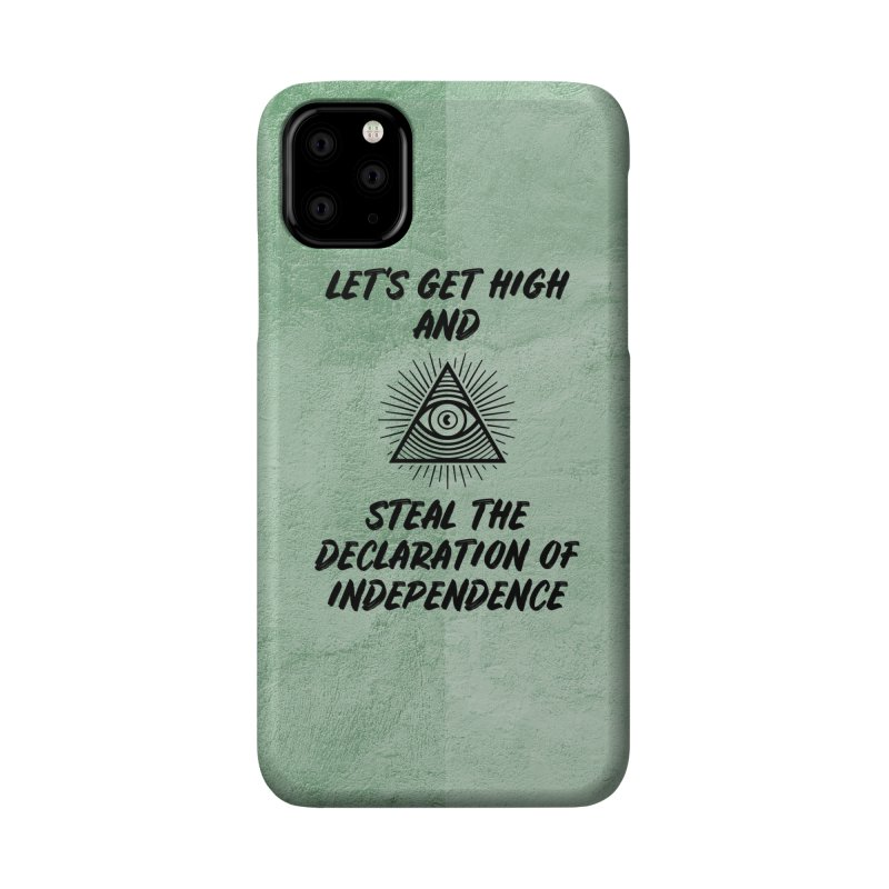 Declaration Phone Case Accessories Phone Case by So Yesterday