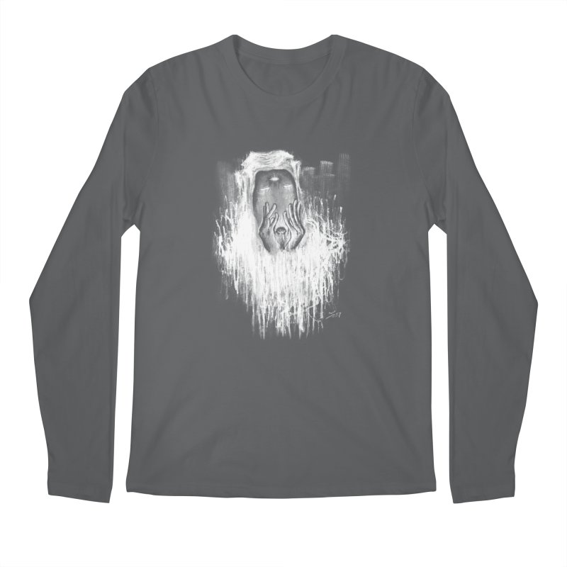 response Men's Longsleeve T-Shirt by soymeeshii's artist shop