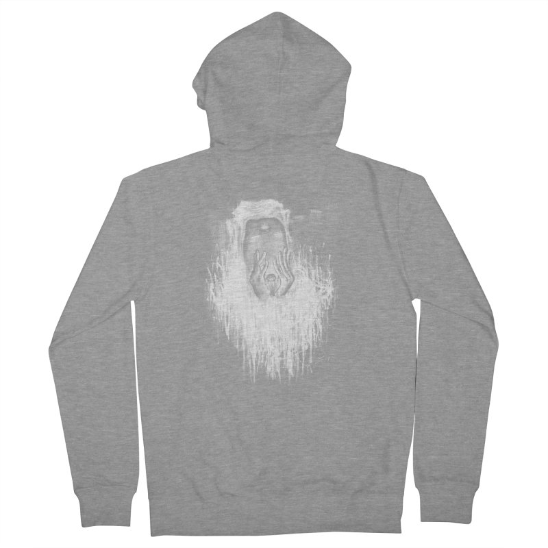 response Men's French Terry Zip-Up Hoody by soymeeshii's artist shop