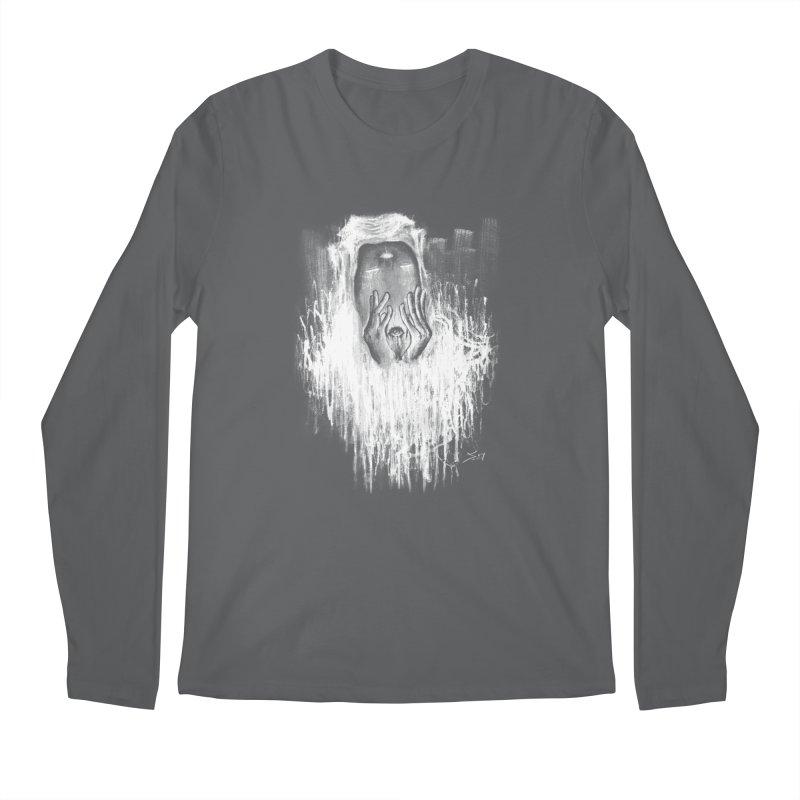 response Men's Regular Longsleeve T-Shirt by soymeeshii's artist shop