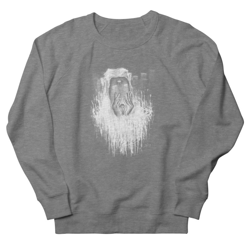 response Women's French Terry Sweatshirt by soymeeshii's artist shop