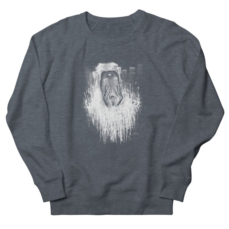 response Men's French Terry Sweatshirt by soymeeshii's artist shop