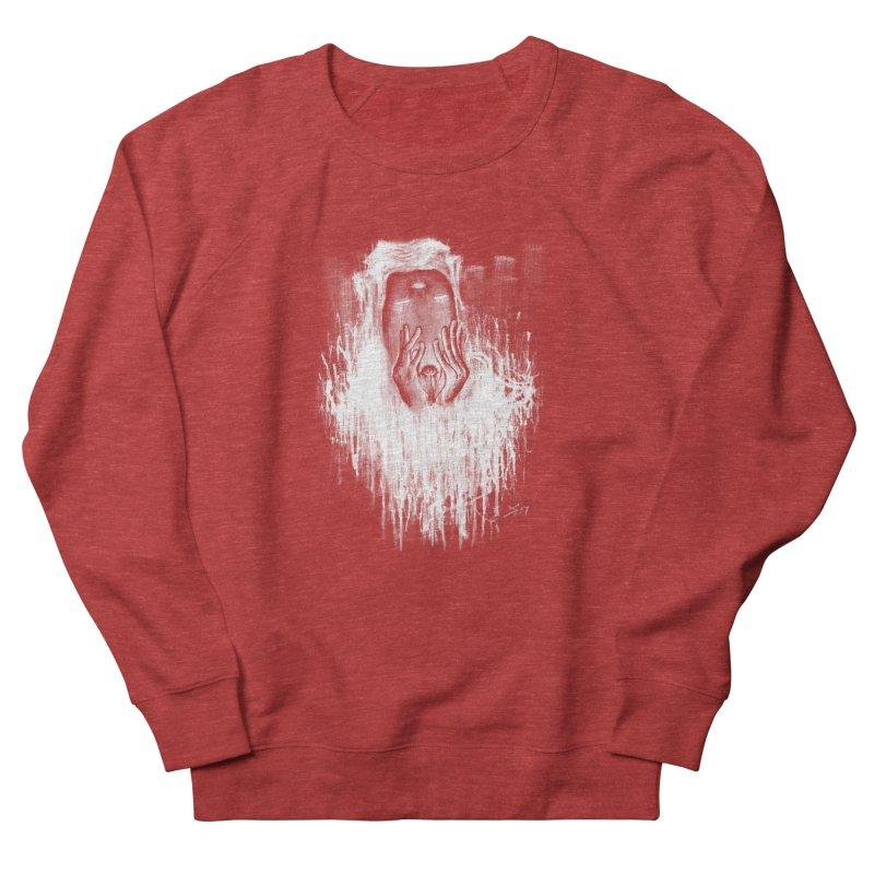 response Men's French Terry Sweatshirt by soymeeshii's artist shop