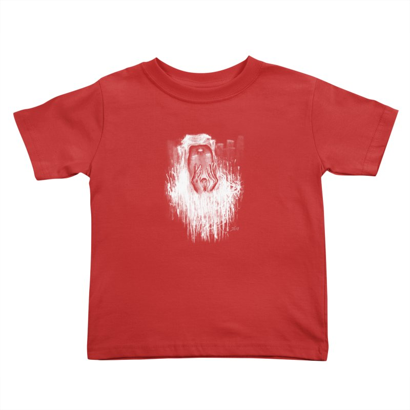 response Kids Toddler T-Shirt by soymeeshii's artist shop