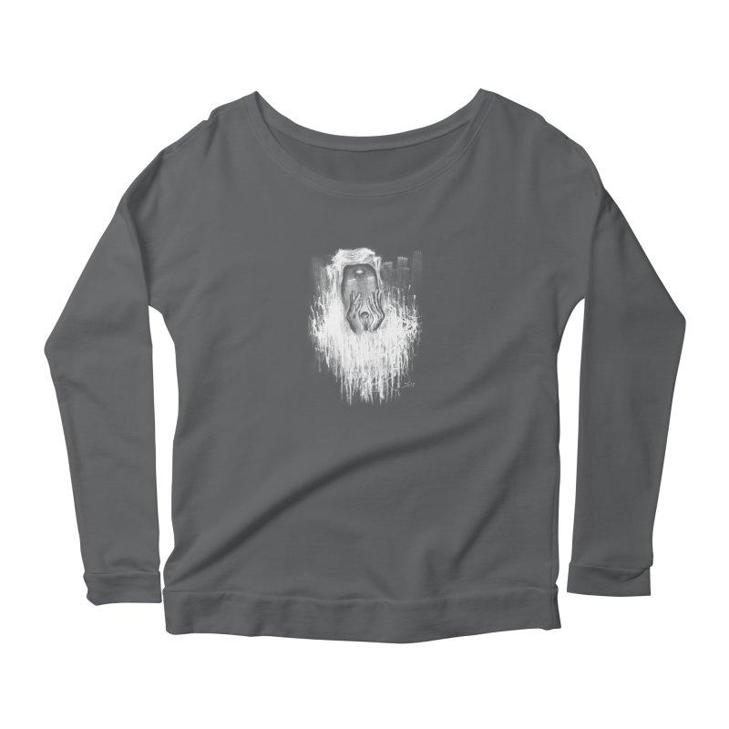 response Women's Longsleeve T-Shirt by soymeeshii's artist shop