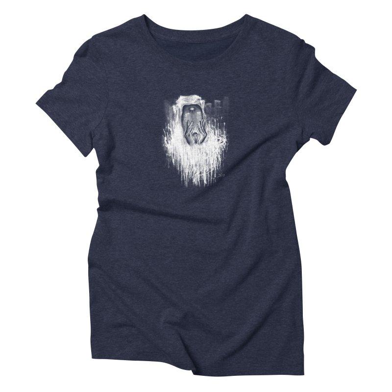 response Women's T-Shirt by soymeeshii's artist shop