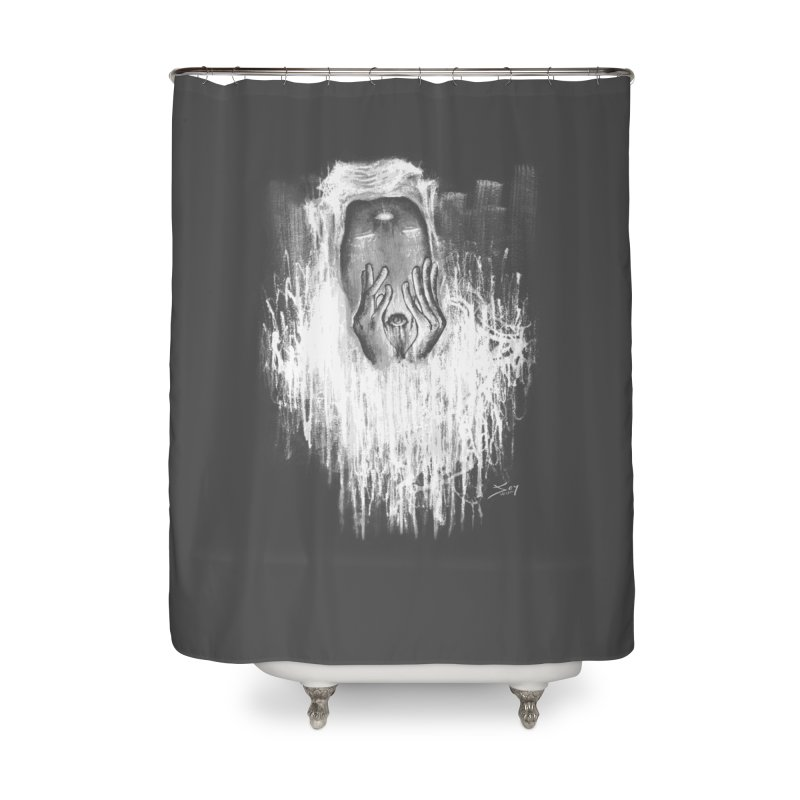 response Home Shower Curtain by soymeeshii's artist shop