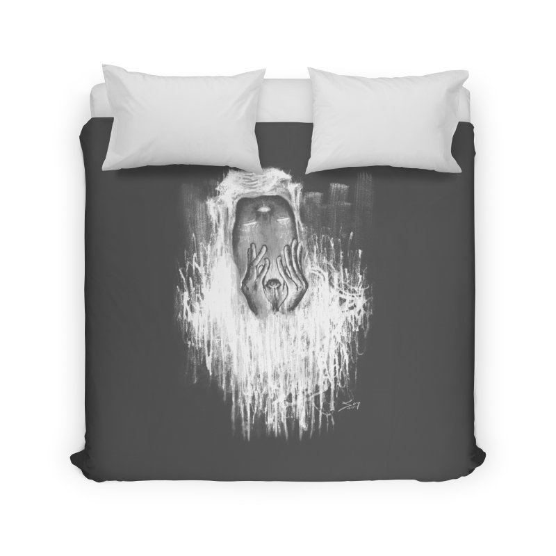 response Home Duvet by soymeeshii's artist shop