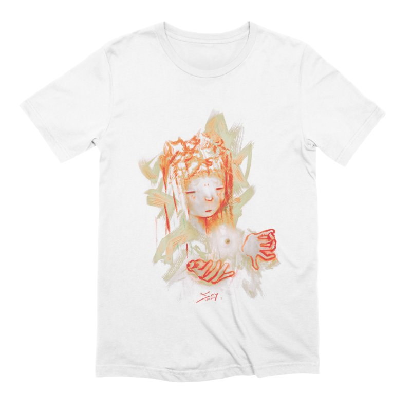 projections_2 Men's Extra Soft T-Shirt by soymeeshii's artist shop