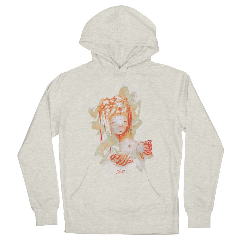 projections_2 Women's Pullover Hoody by soymeeshii's artist shop