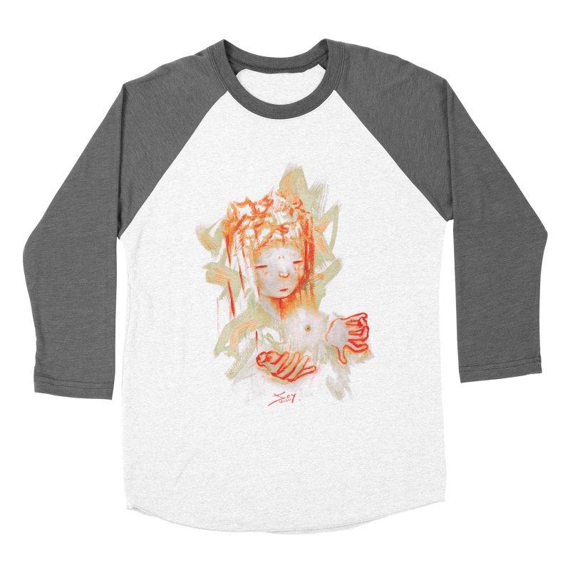 projections_2 Women's Longsleeve T-Shirt by soymeeshii's artist shop