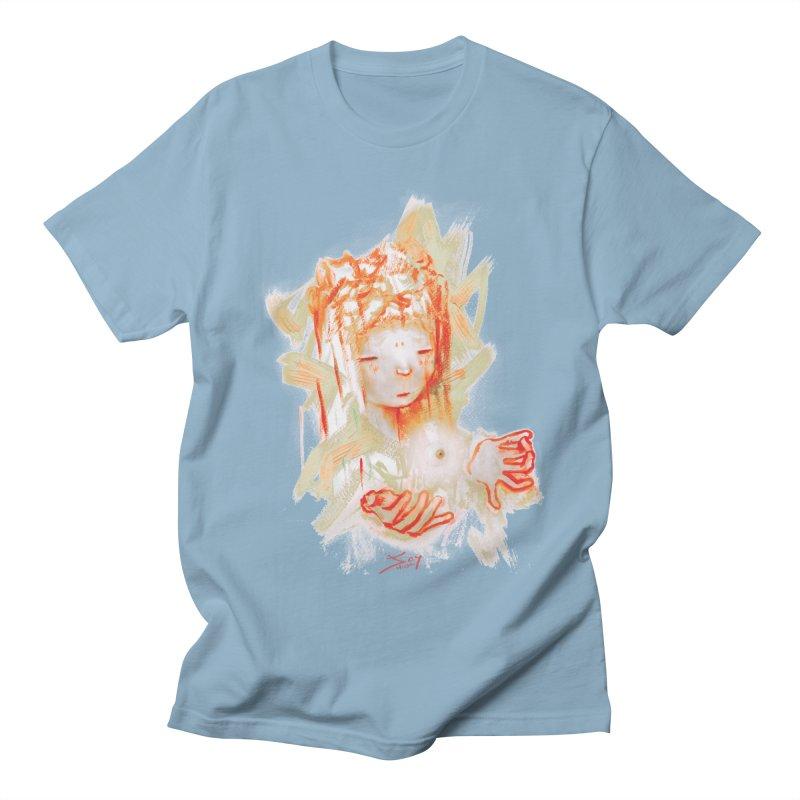 projections_2 Women's Regular Unisex T-Shirt by soymeeshii's artist shop