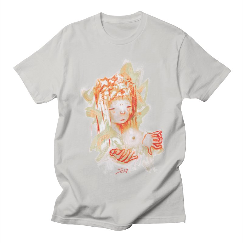 projections_2 Women's Regular Unisex T-Shirt by soymeeshii's artist shop