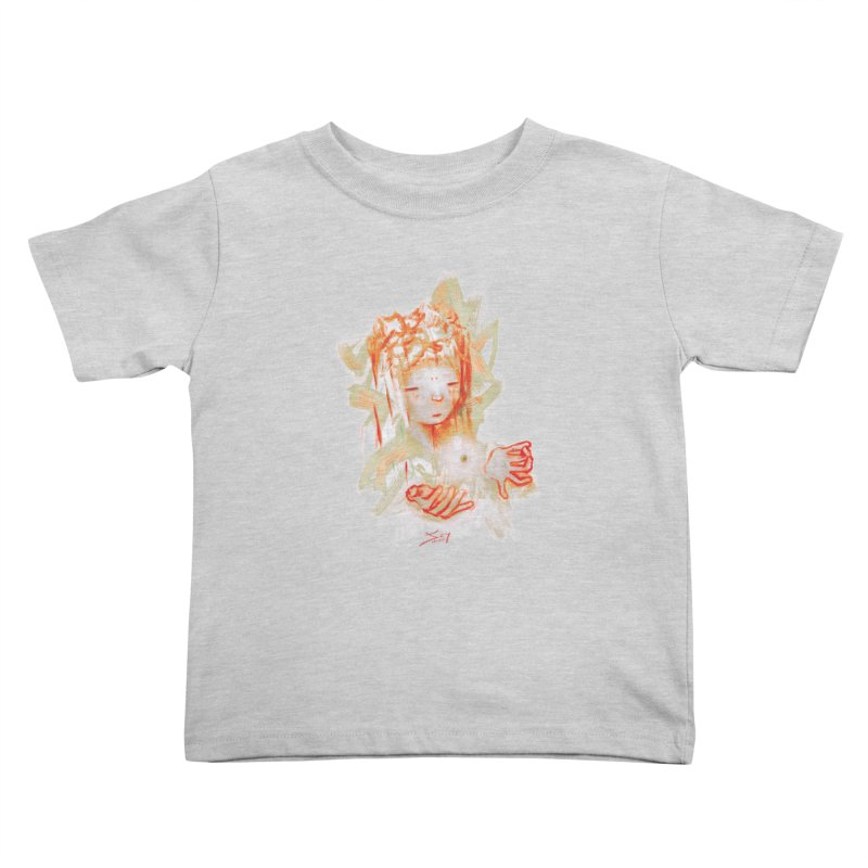 projections_2 Kids Toddler T-Shirt by soymeeshii's artist shop