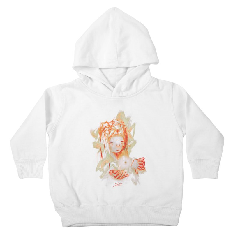 projections_2 Kids Toddler Pullover Hoody by soymeeshii's artist shop