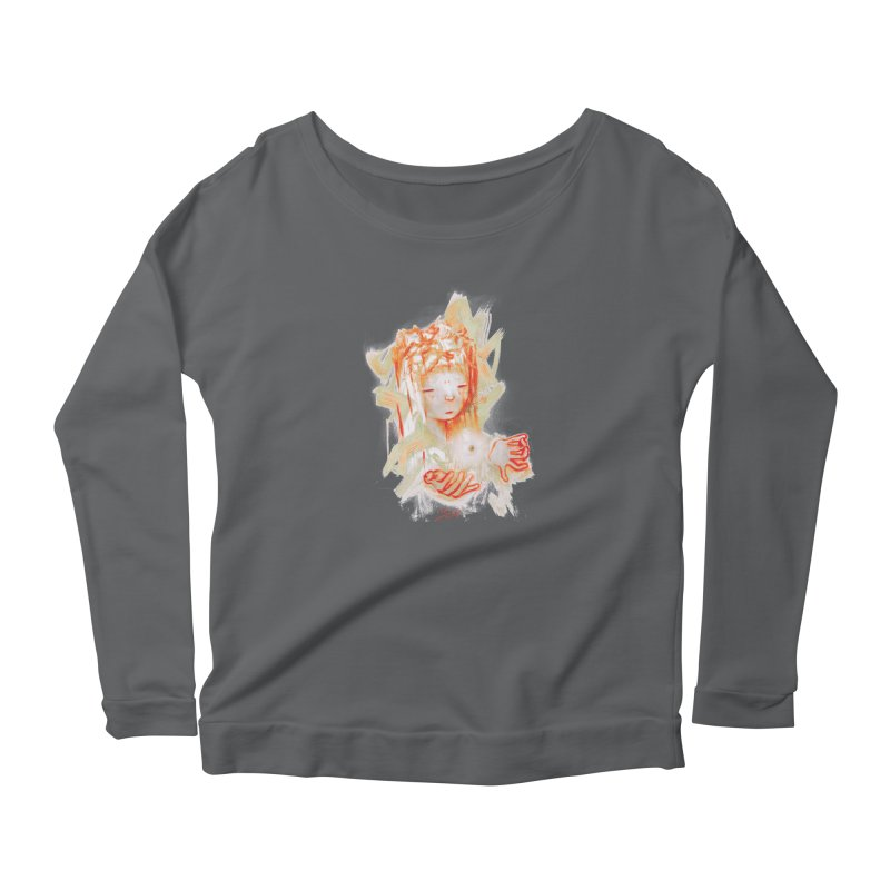 projections_2 Women's Longsleeve T-Shirt by soymeeshii's artist shop