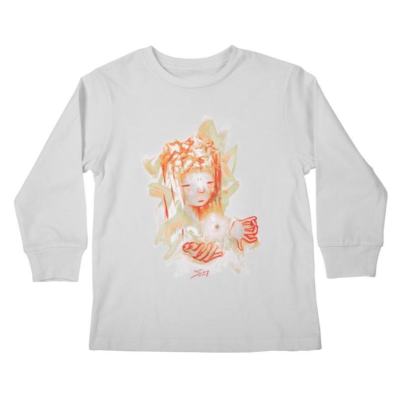 projections_2 Kids Longsleeve T-Shirt by soymeeshii's artist shop