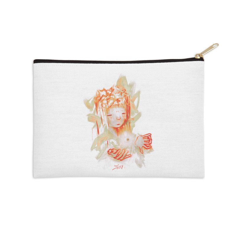 projections_2 Accessories Zip Pouch by soymeeshii's artist shop