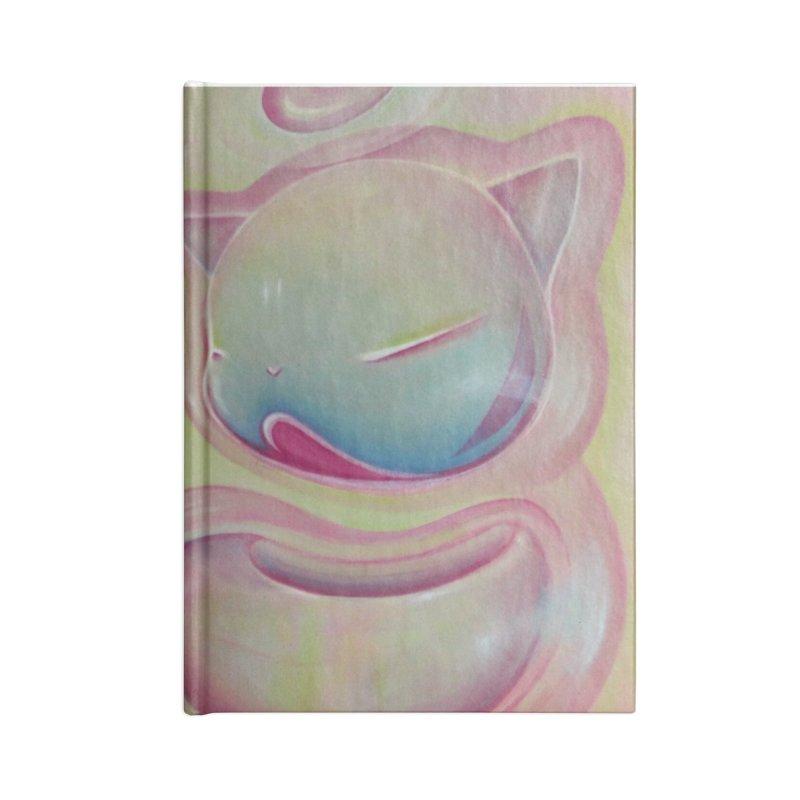 moosh Accessories Notebook by soymeeshii's artist shop