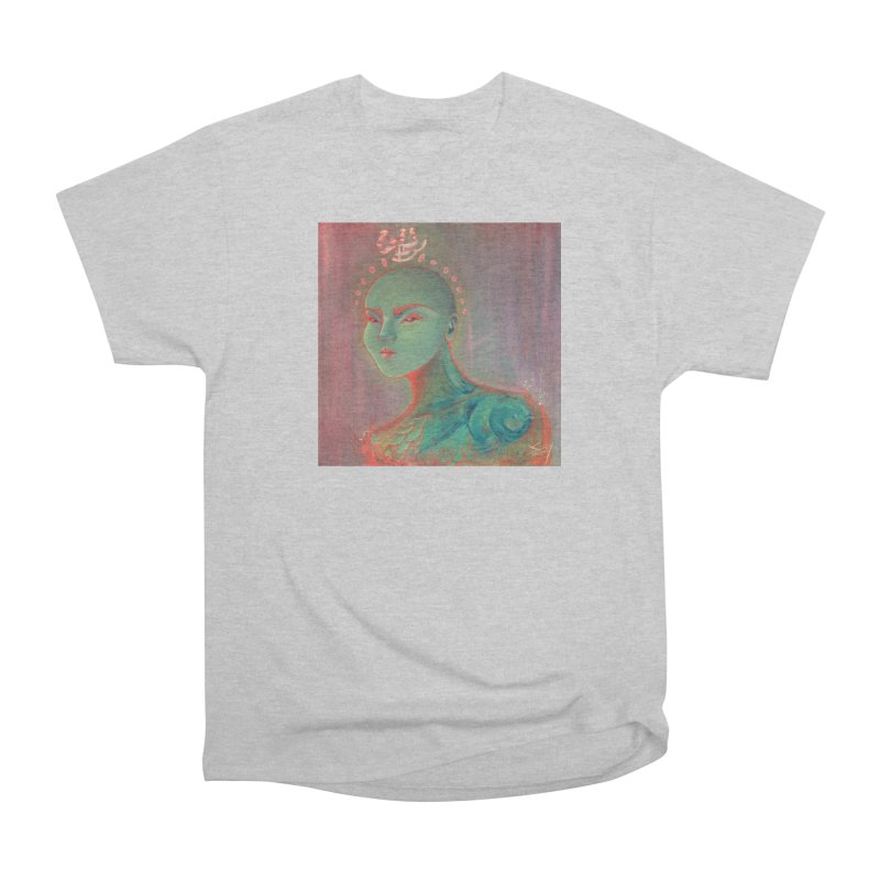 RBF kween Men's Heavyweight T-Shirt by soymeeshii's artist shop