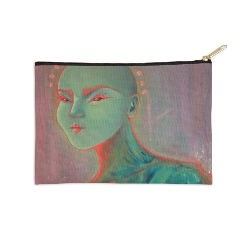 RBF kween Accessories Zip Pouch by soymeeshii's artist shop