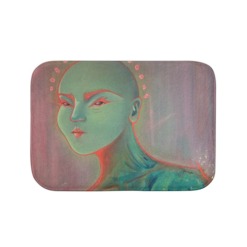 RBF kween Home Bath Mat by soymeeshii's artist shop