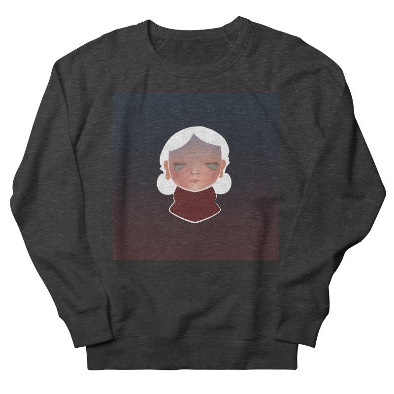 the wize (dark) Men's Sweatshirt by soymeeshii's artist shop