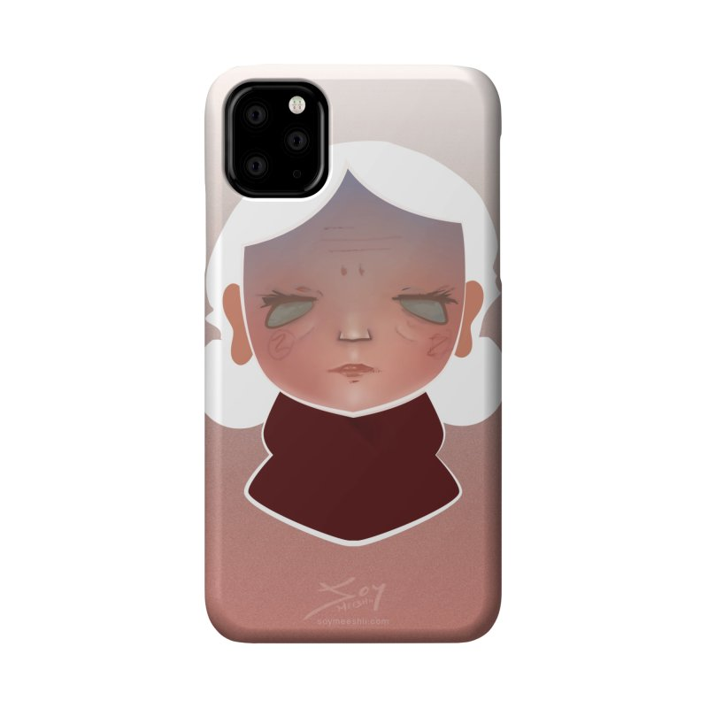 the wize (light) Accessories Phone Case by soymeeshii's artist shop