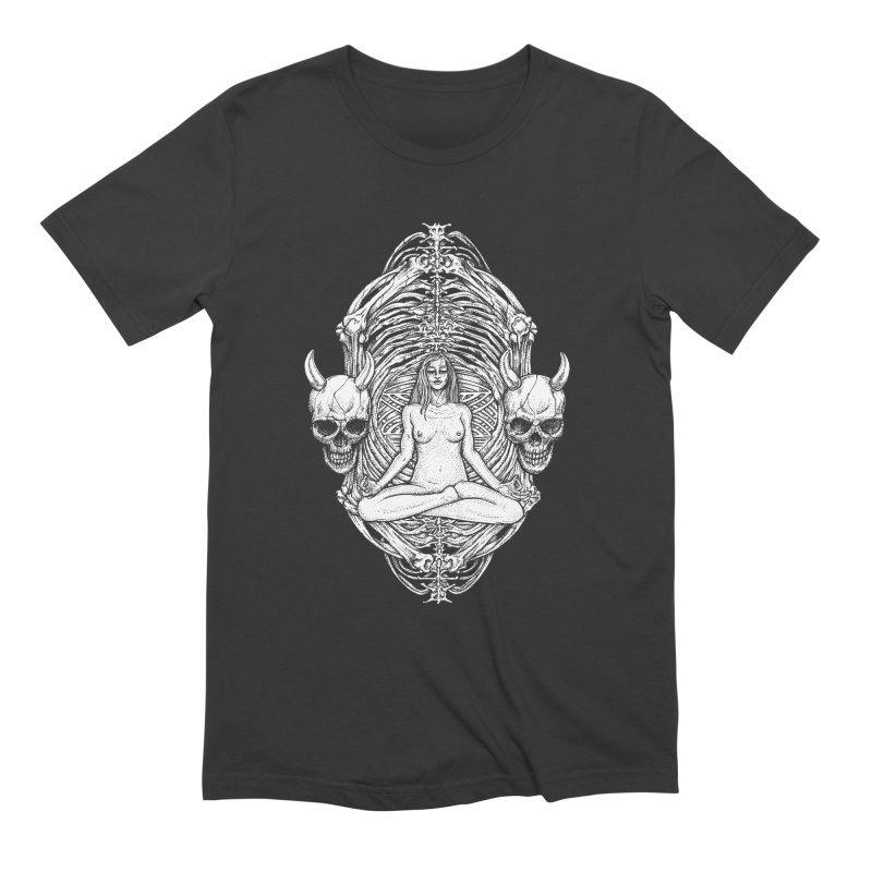 THE KISS OF DETH Men's Extra Soft T-Shirt by Sp3ktr's Artist Shop