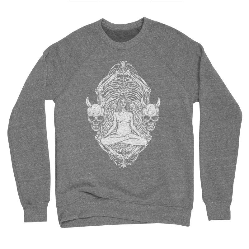 THE KISS OF DETH Women's Sponge Fleece Sweatshirt by Sp3ktr's Artist Shop