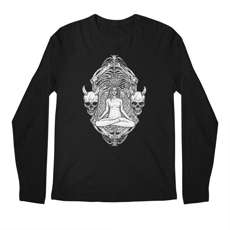 THE KISS OF DETH Men's Regular Longsleeve T-Shirt by Sp3ktr's Artist Shop
