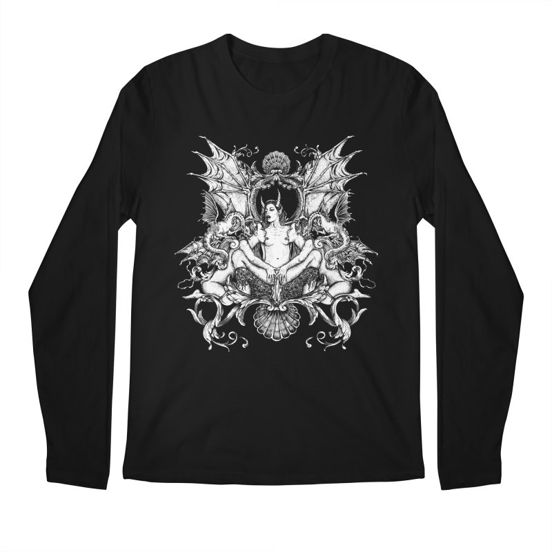 PAGAN PICNIC Men's Regular Longsleeve T-Shirt by Sp3ktr's Artist Shop