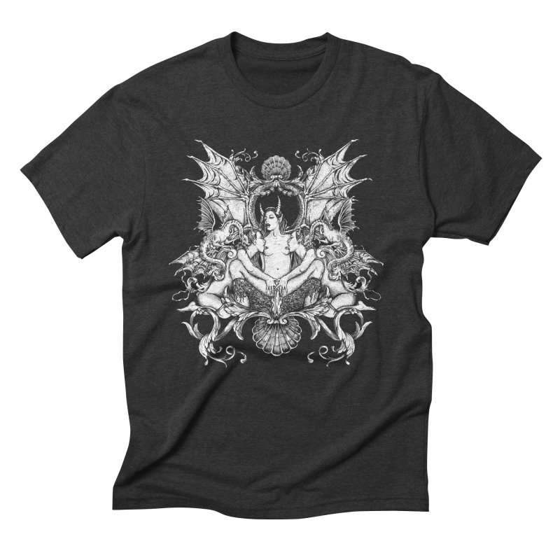 PAGAN PICNIC Men's Triblend T-Shirt by Sp3ktr's Artist Shop
