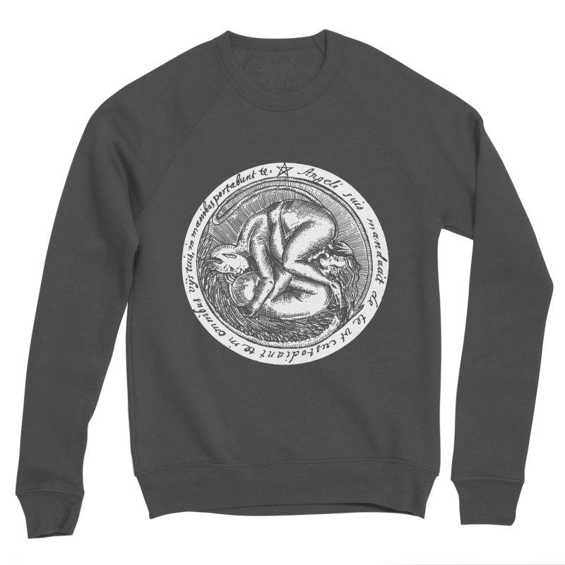 69_white Men's Sponge Fleece Sweatshirt by Sp3ktr's Artist Shop