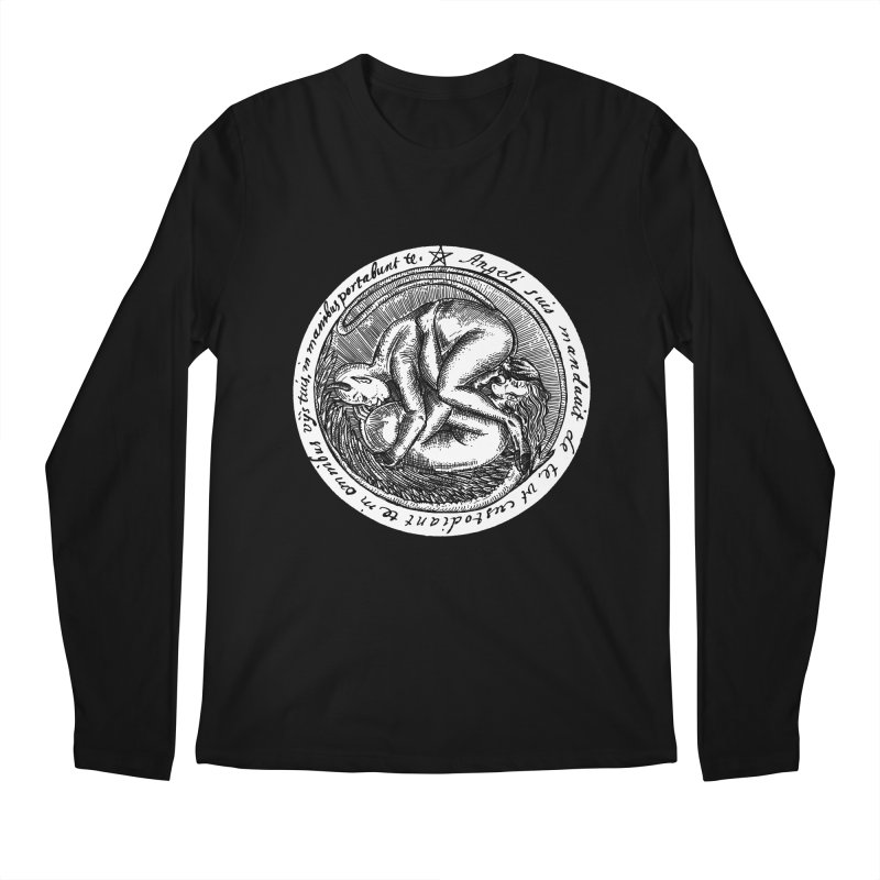 69_white Men's Regular Longsleeve T-Shirt by Sp3ktr's Artist Shop
