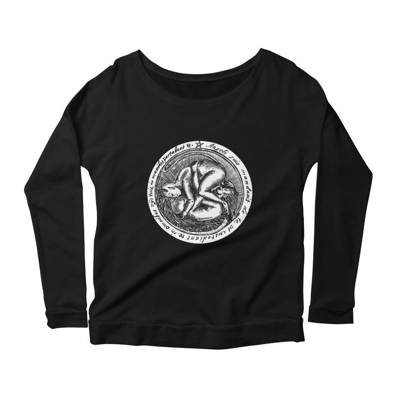 69_white Women's Scoop Neck Longsleeve T-Shirt by Sp3ktr's Artist Shop