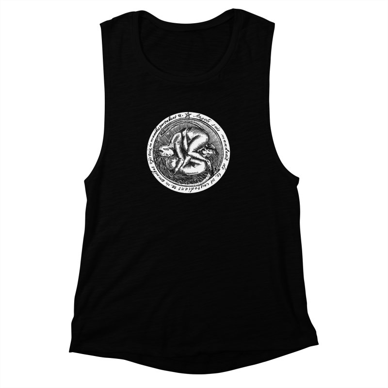 69_white Women's Muscle Tank by Sp3ktr's Artist Shop