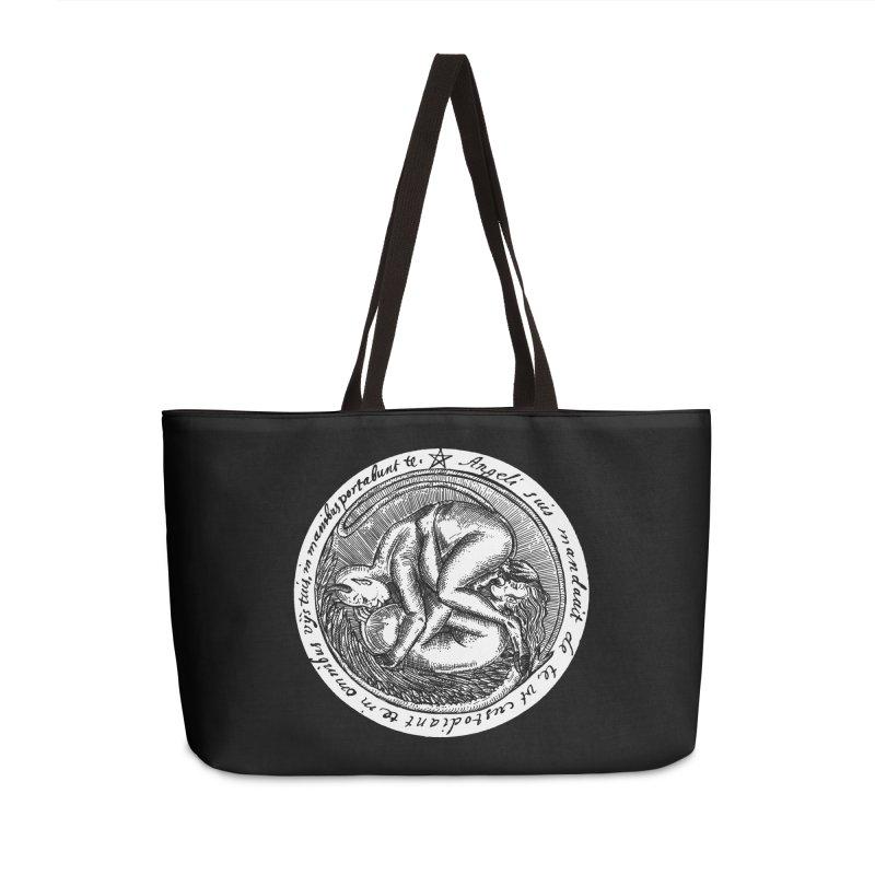 69_white Accessories Bag by Sp3ktr's Artist Shop