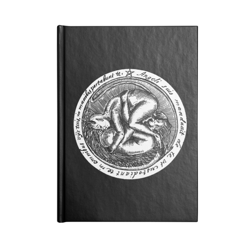 69_white Accessories Notebook by Sp3ktr's Artist Shop
