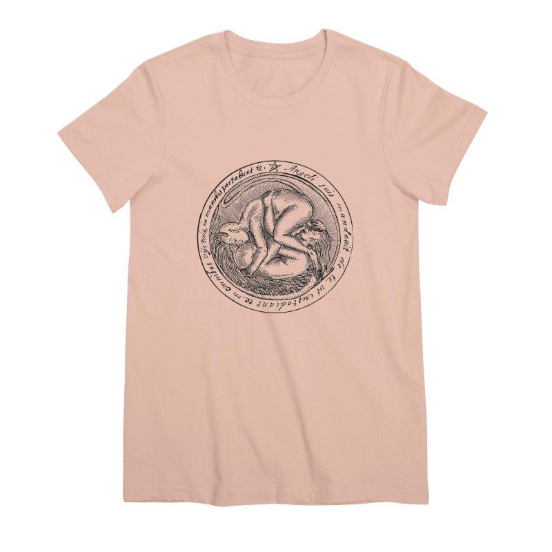 696 Women's Premium T-Shirt by Sp3ktr's Artist Shop
