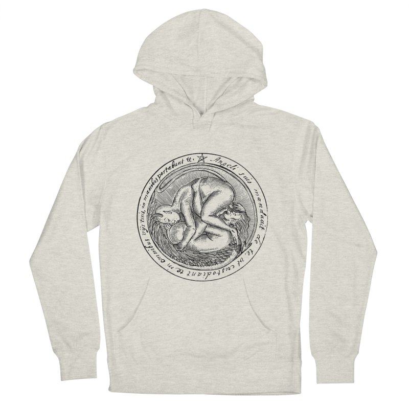 696 Women's French Terry Pullover Hoody by Sp3ktr's Artist Shop
