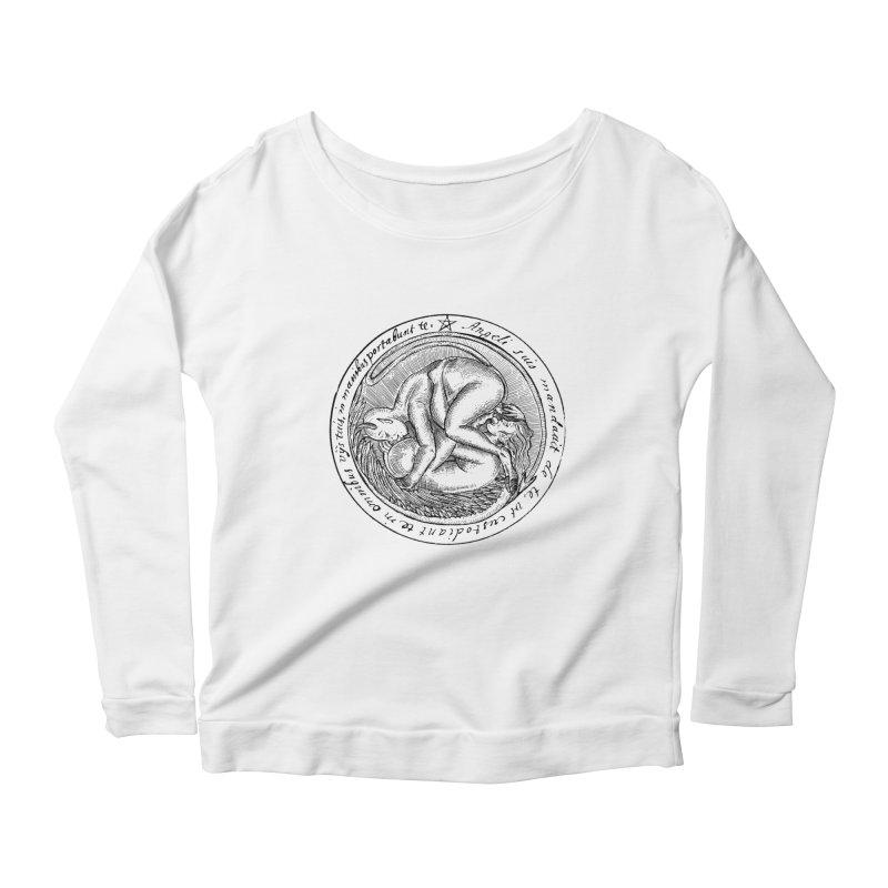 696 Women's Scoop Neck Longsleeve T-Shirt by Sp3ktr's Artist Shop
