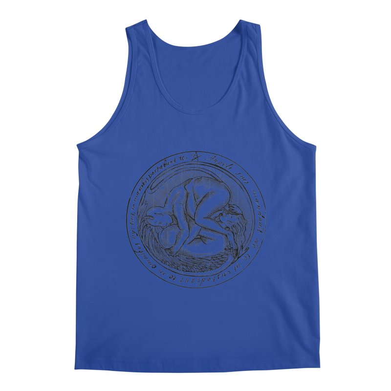 696 Men's Regular Tank by Sp3ktr's Artist Shop