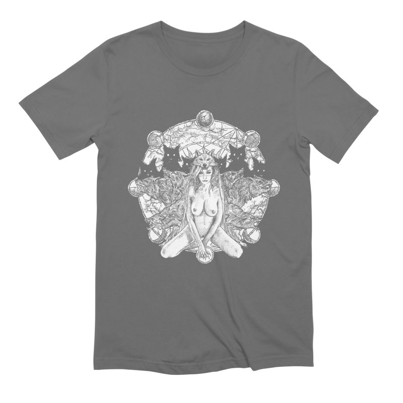 company of wolves Men's Extra Soft T-Shirt by Sp3ktr's Artist Shop
