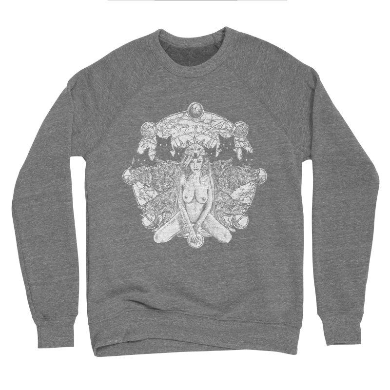 company of wolves Men's Sponge Fleece Sweatshirt by Sp3ktr's Artist Shop